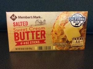 Butter—Sweet Cream Salted